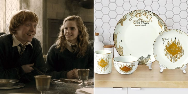 Target's 16-Piece Harry Potter Dinnerware Set (Made of Porcelain!) Belongs in the Great Hall