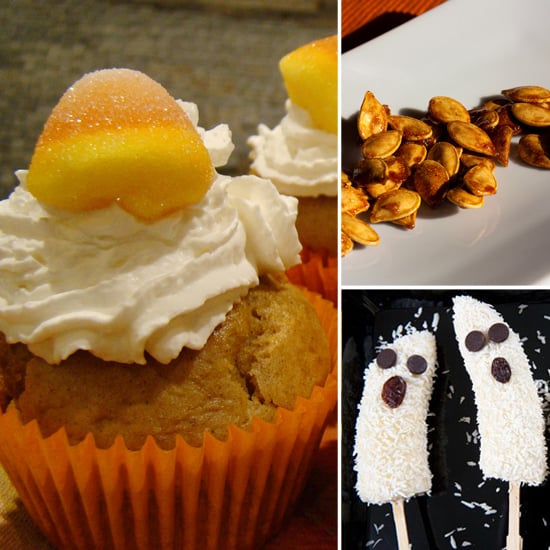 Healthy Halloween Treats That'll Satisfy Trick-or-Treat Cravings