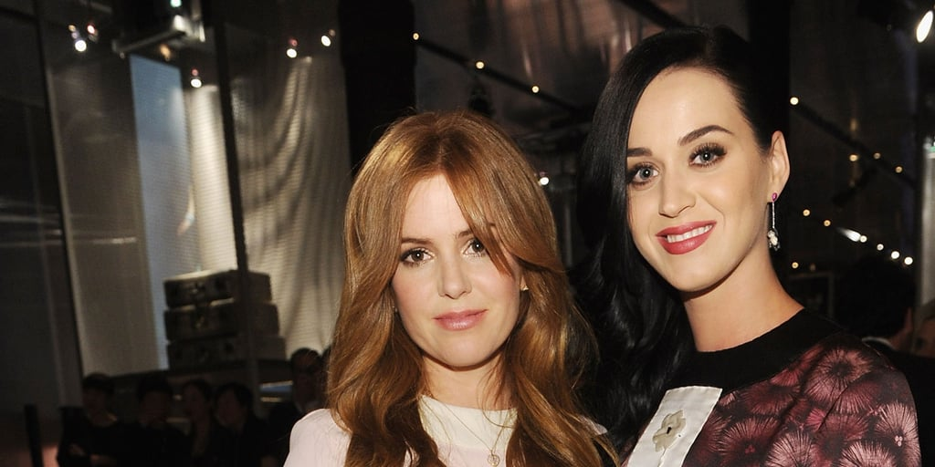 Carey and Isla Have a Roaring Gatsby Bash With Katy