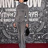 Gigi Hadid at the Tommy Hilfiger x Zendaya New York Fashion Week Show