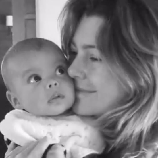 Ellen Pompeo Dancing on Instagram With Her Son