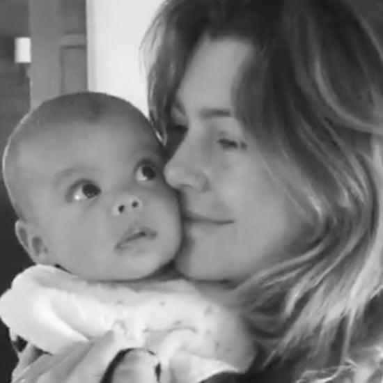 Ellen Pompeo Dancing on Instagram With Her Son