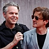Nick Littlemore and Peter Mayes of PNAU