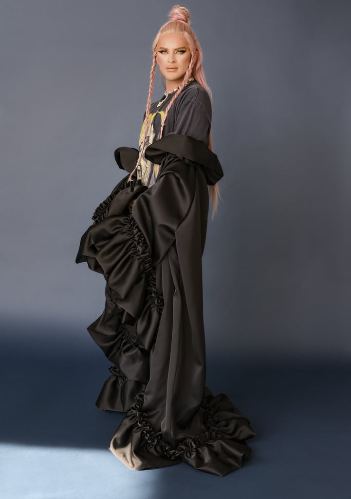 August Getty's Inclusive TINITUS Digital Couture Collection