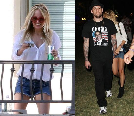 Nicole's Weekend Surprise Is Harlow's First Coachella!