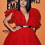 Becky G at the MTV EMAs 2019