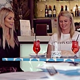 2. Stacey's friend, Brooke, reckons she should ditch Michael.