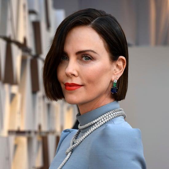 Charlize Theron Oscars Makeup 2019