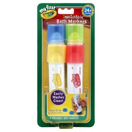 My First Crayola Bathtub Markers