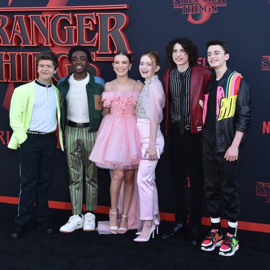 Stranger Things Cast at Premiere Pictures June 2019