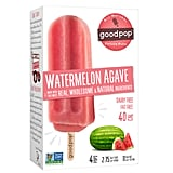 Popsicle cravings are crushed with these wholesome GoodPop Watermelon Agave Frozen Pops ($5).