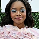 The Products She Always Uses on Marsai Martin
