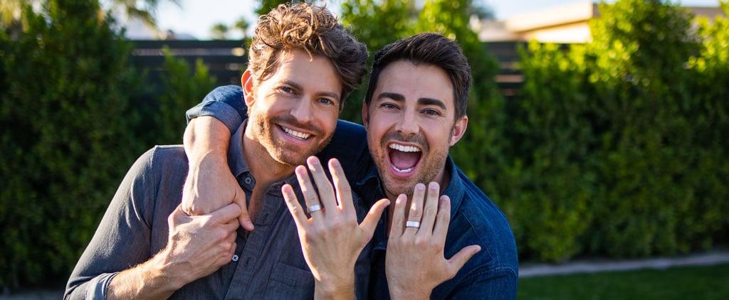See Mean Girls Star Jonathan Bennett's Engagement Ring