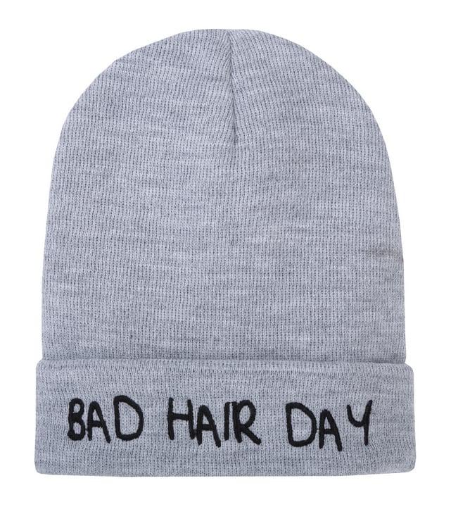 Bad Hair Day Beanie ($25)
