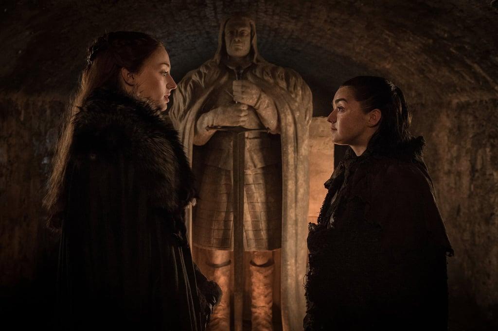 What Is in the Winterfell Crypt?