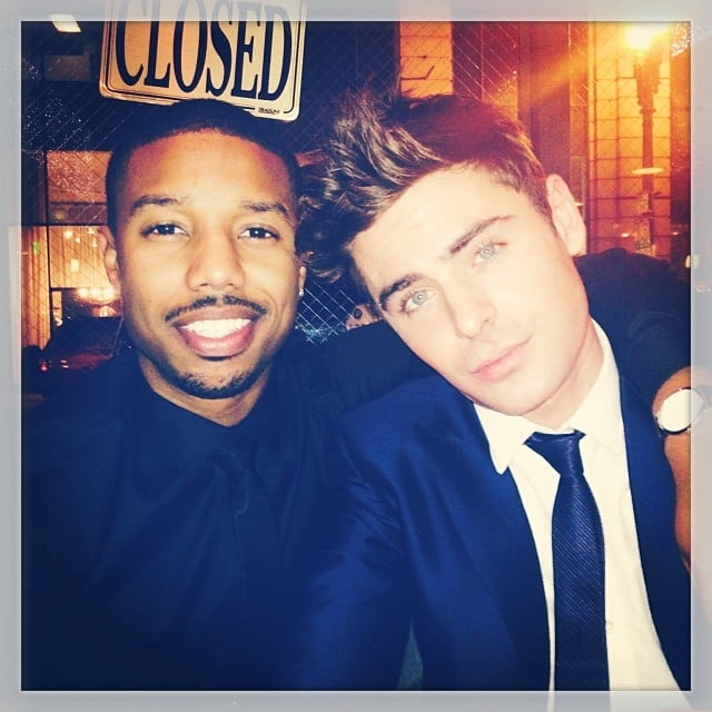 Zac Efron and Michael B. | People's Choice Awards 2014 ...