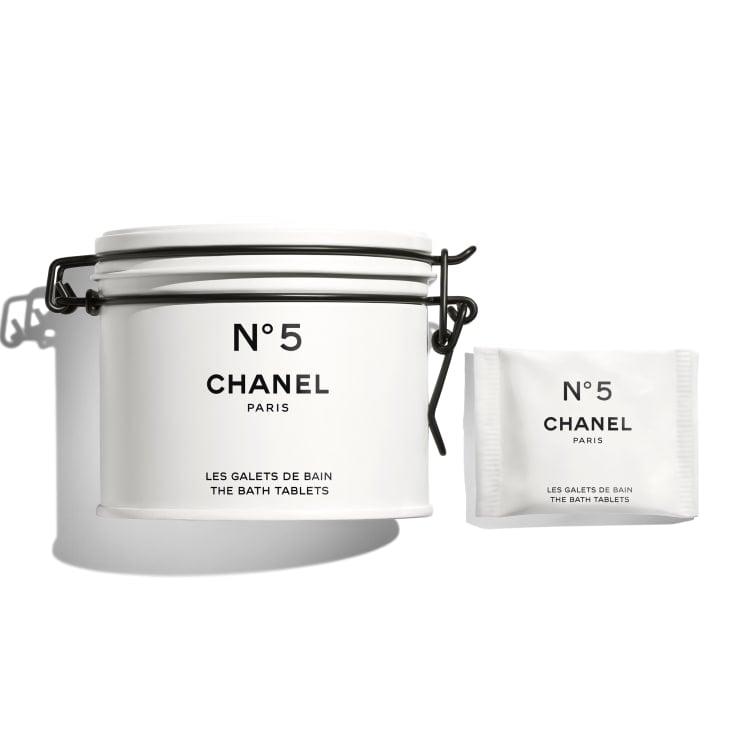 Chanel bath tablets