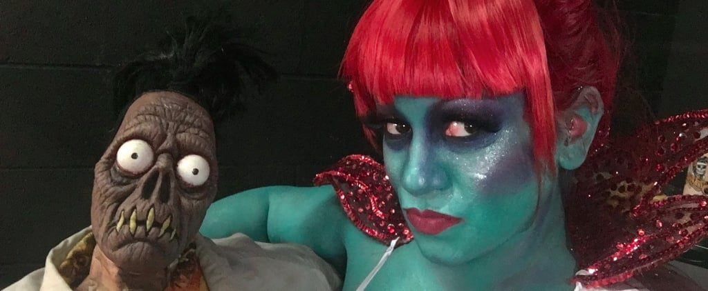 DIY Tim Burton Halloween Costumes