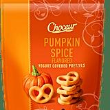 Choceur Pumpkin Spice Pretzels
