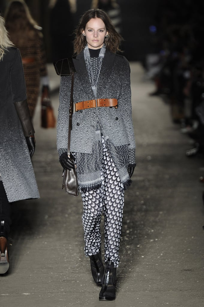 Runway Review and Pictures of Rag & Bone Fall 2012 New ...
