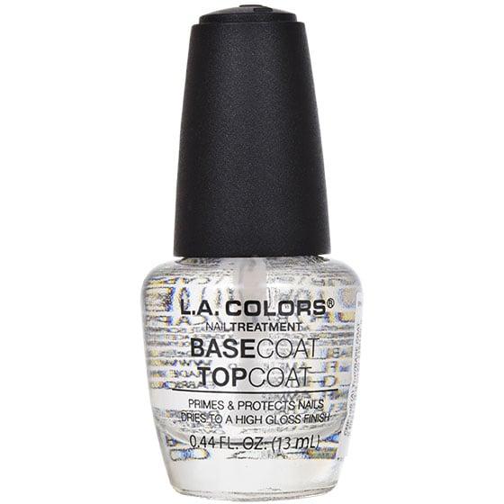 L.A.Colors Clear Base Coat/Top Coat ($1 each)
