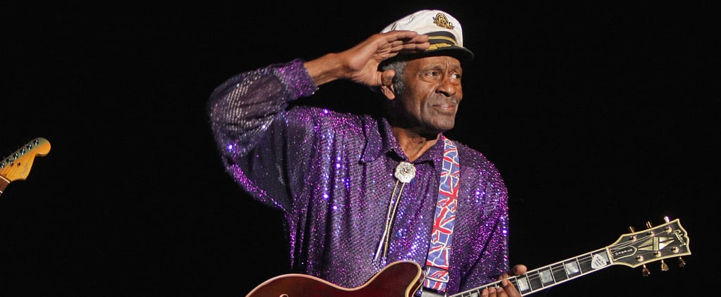 Music Legend Chuck Berry Died of Natural Causes
