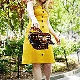 Summer Staple: A Comfortable Linen Dress