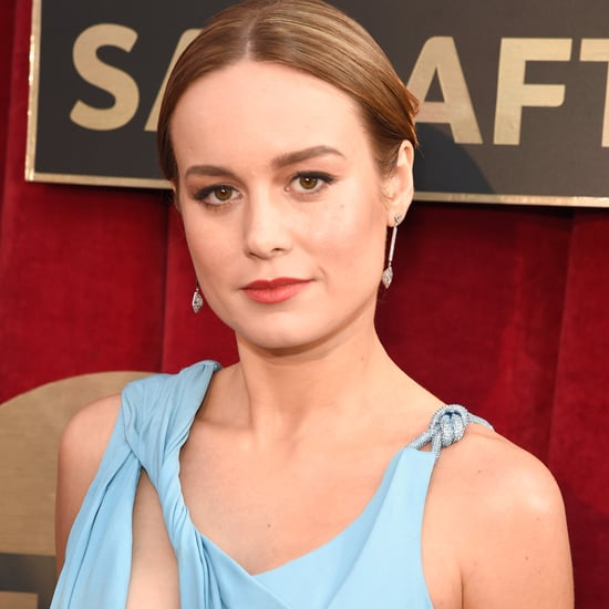 Brie Larson's Dress at SAG Awards 2016
