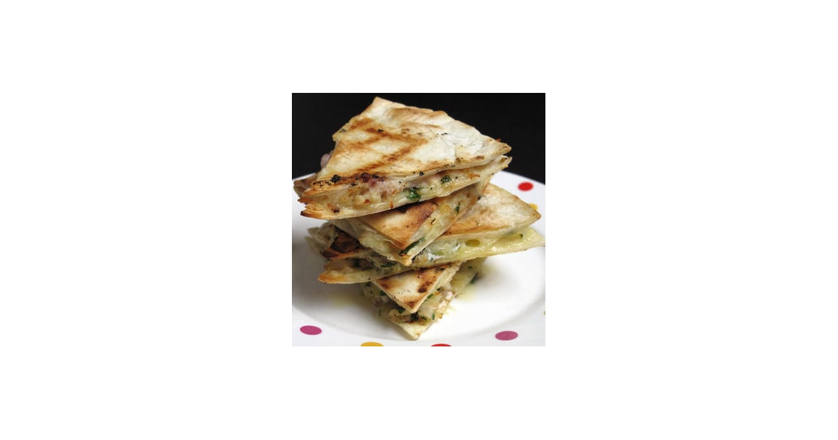 Turkey and Cranberry Quesadillas   Recipe of the Day ...