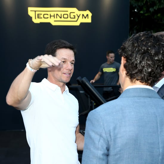Mark Wahlberg's Schedule For New Moms