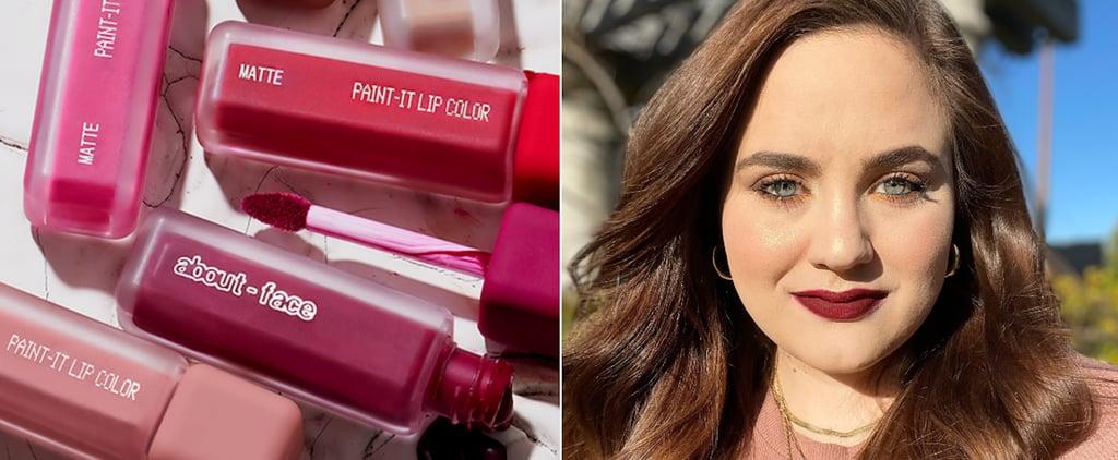 Halsey About-Face Mattle Liquid Lipstick | Editor Review