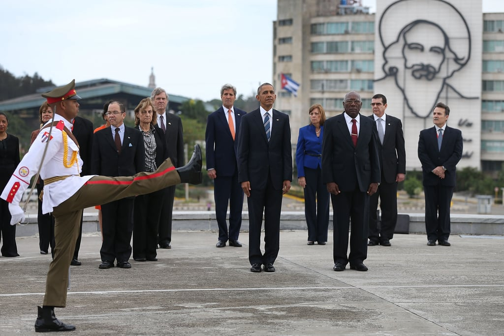 Best Photos of the Obamas Visit to Cuba