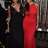 Pictured: Gabrielle Union and Sanaa Lathan