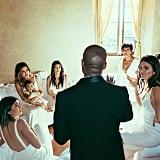 Summer Celebrity Wedding Pictures