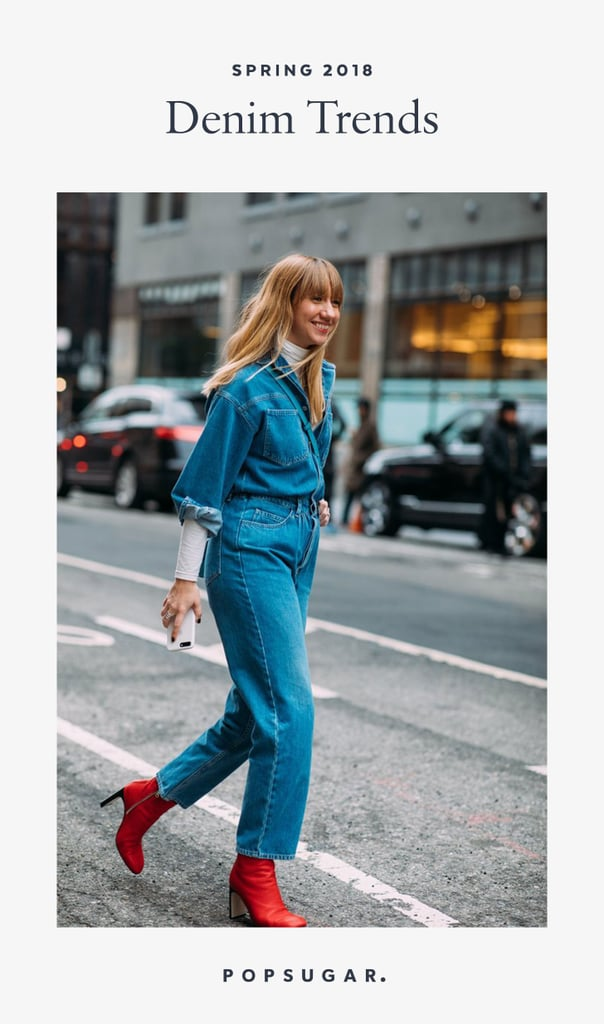 Denim Trends Spring 2018