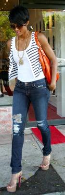 Celeb Style: Ciara