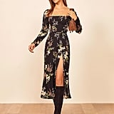 Kaia Gerber's Exact Reformation Dress in Isabella Floral Print