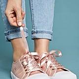 Gola Satin Coaster Sneakers