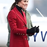 Kate Middleton Wore the Perfect Alternative to a Dress For Valentine's Day