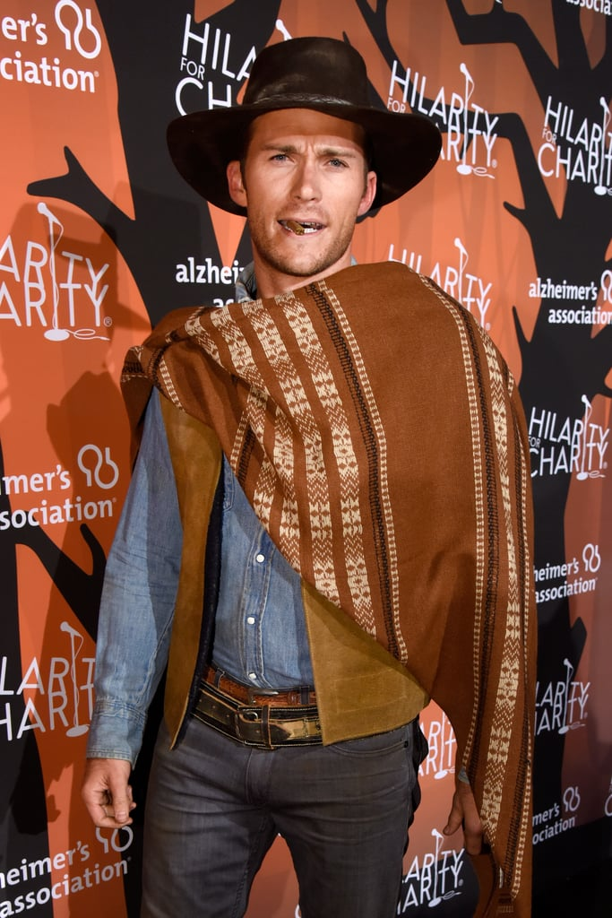 scott eastwood cowboy halloween costume 2016 popsugar celebrity
