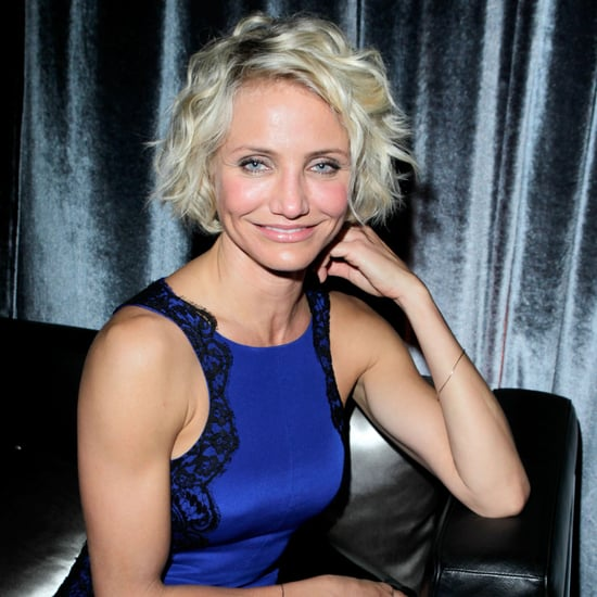 Cameron Diaz Pictures at Weinstein Golden Globes Party
