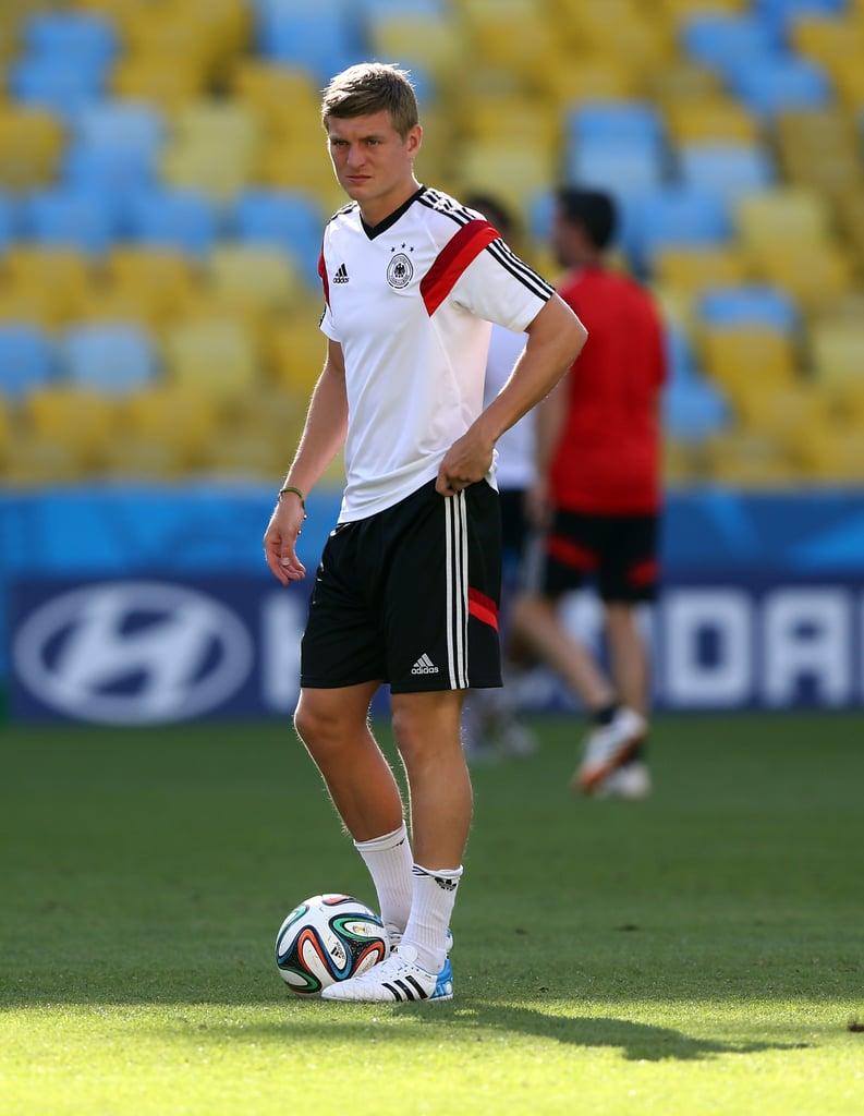 Germany: Toni Kroos