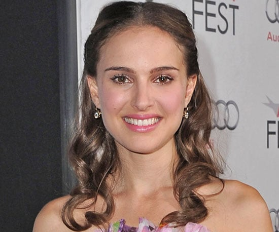 How to Create a Romantic Half-Up Hairstyle Like Natalie Portman's at the Black Swan Premiere