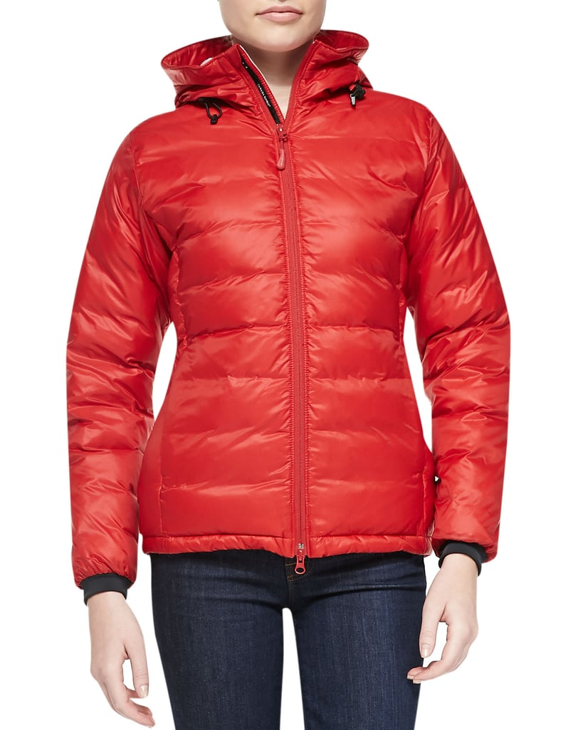 Canada Goose Camp Hooded Packable Puffer Coat ($525)