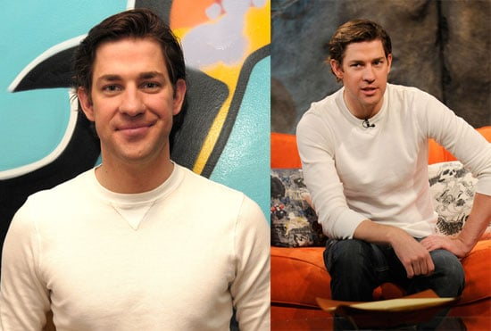 John Krasinski At Fuse's The Sauce