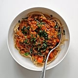 "Entrée: Olivia Wilde's Bomb-Diggity ""Bolognese"""