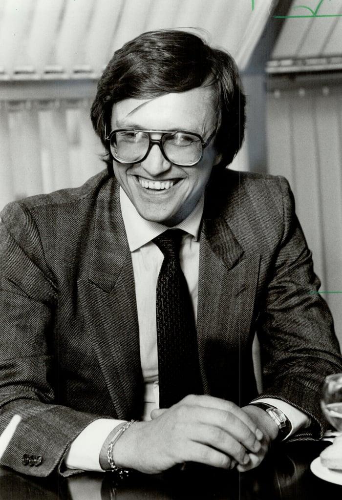 Maurizio Gucci in October 1981