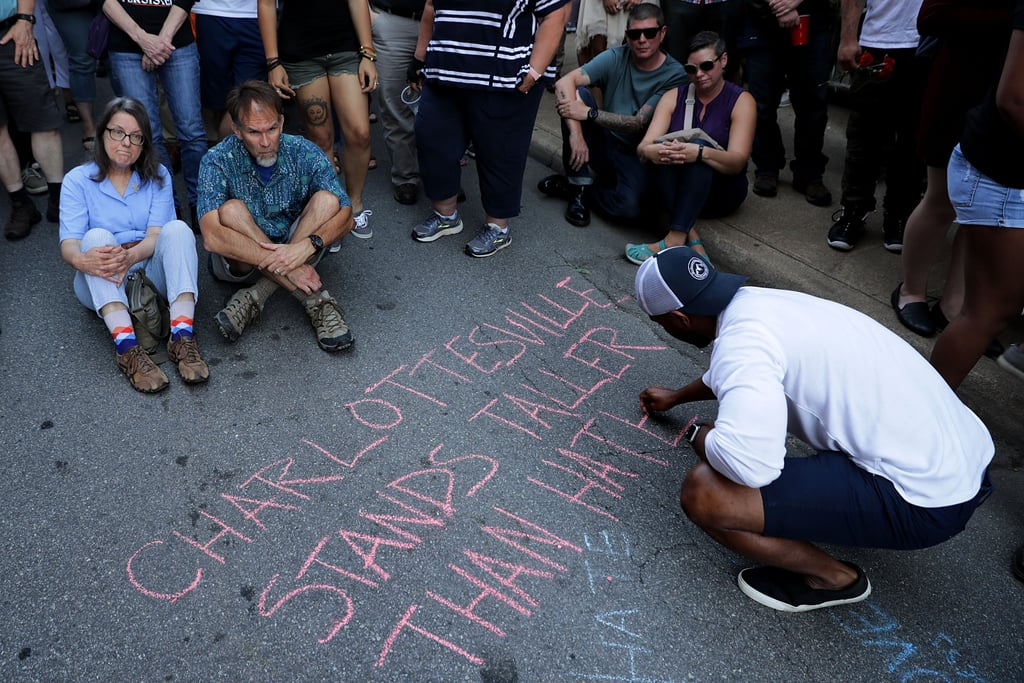Bail denied for man accused of driving through crowd at Charlottesville protests