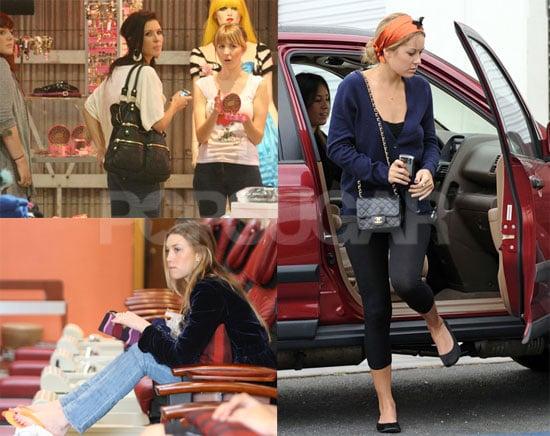 Photos of Lauren Conrad, Audrina Patridge and Whitney Port in LA