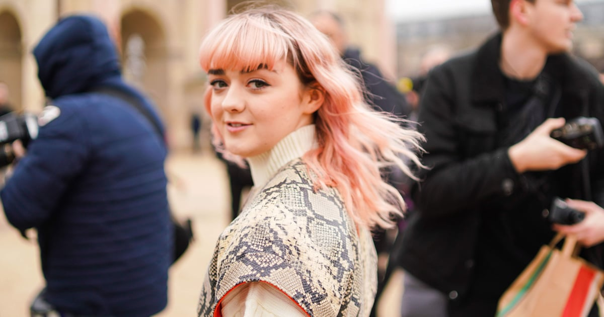 Maisie Williams' Newest Tattoo Is Completely Unlike Any of Her Others